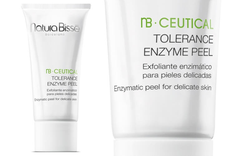Деликатный ферментативный эксфолиант NB Ceutical Tolerance Enzyme Peel