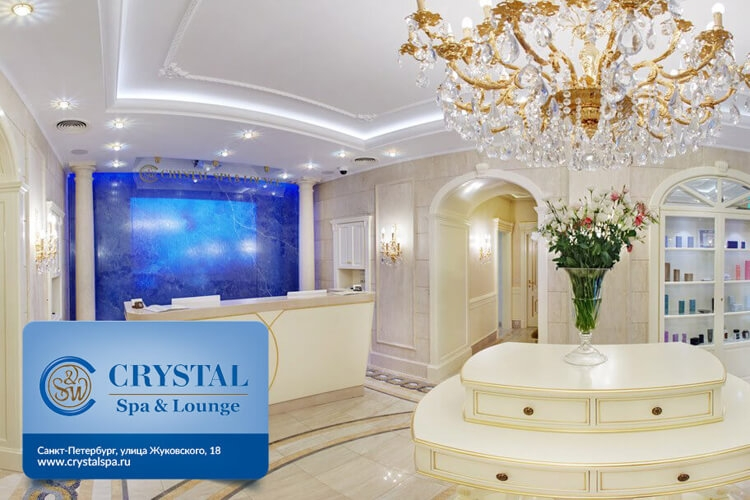 Crystal Spa & Lounge, Россия, Санкт-Петербург